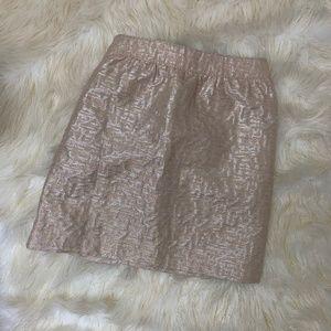 Ann Taylor LOFT Petite Womens Skirt